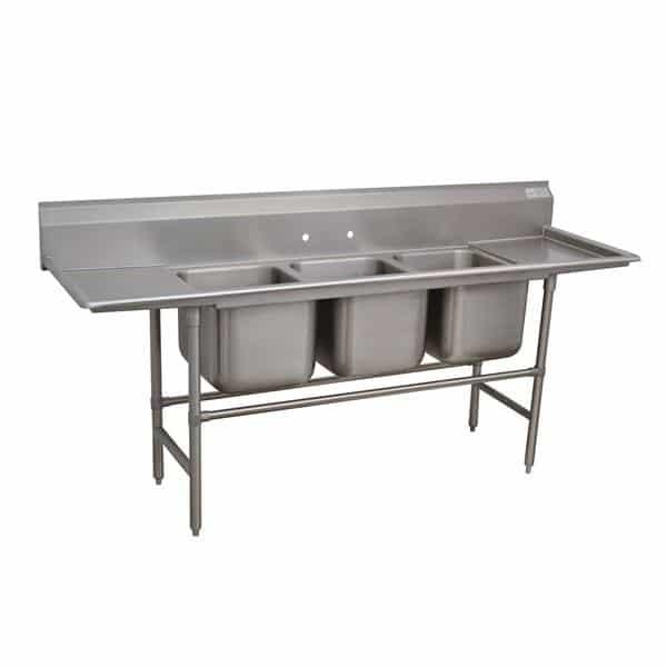 Advance Tabco 94-3-54-36RL Regaline Sink