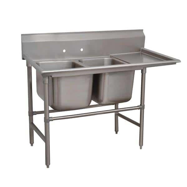 Advance Tabco 94-82-40-36R Regaline Sink