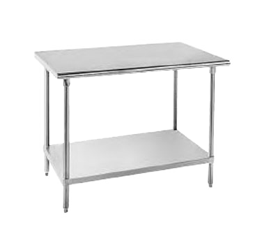 Advance Tabco AG-240 Work Table