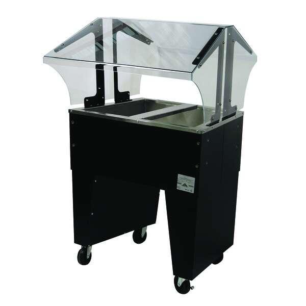 Advance Tabco B2-CPU-B Portable Cold Food Buffet Table
