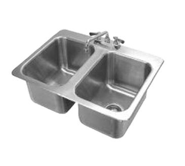 Advance Tabco DI 2 10 1X Drop In Sink