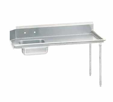 Advance Tabco DTS-S60-96R Straight-Soil Dishtable