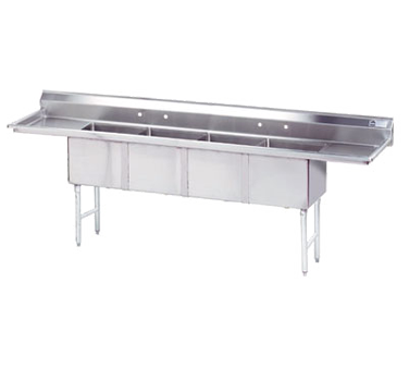 Advance Tabco FC-4-1818-18RL-X Fabricated NSF Sink