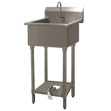 Advance Tabco FC-WM-2721FV Service Sink