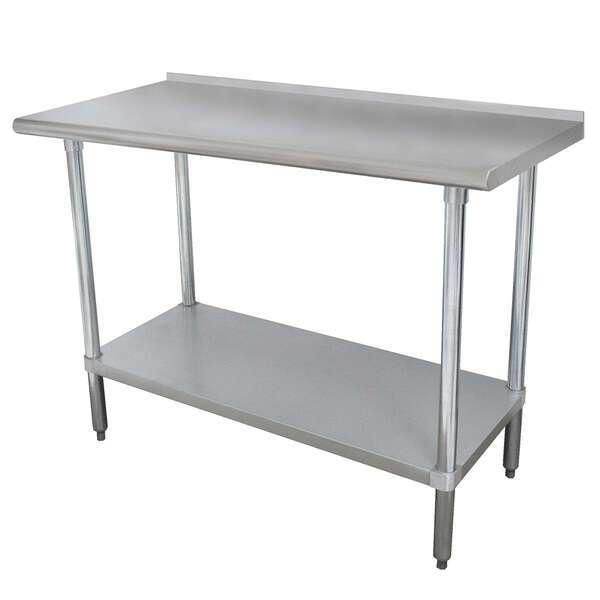 Advance Tabco FMSLAG-307-X Work Table