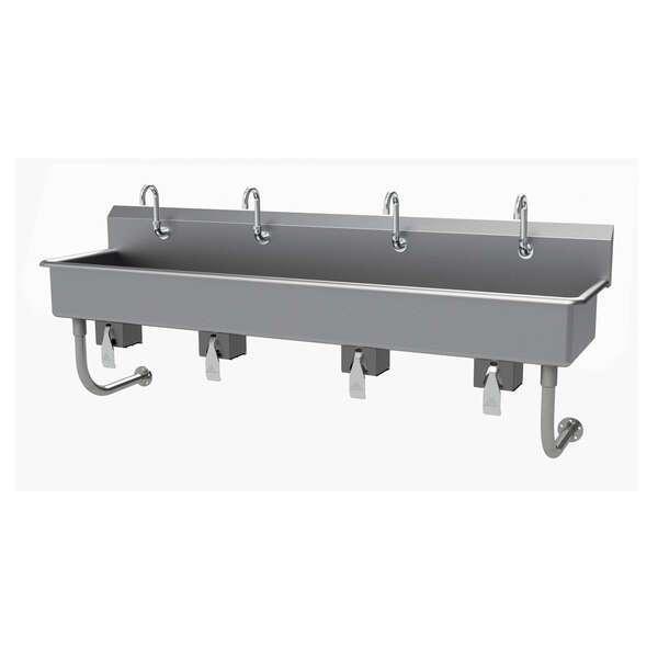 Advance Tabco FS-WM-80KV Multiwash Hand Sink