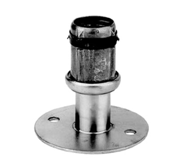 Advance Tabco K-488 Flanged Bullet Foot (each)