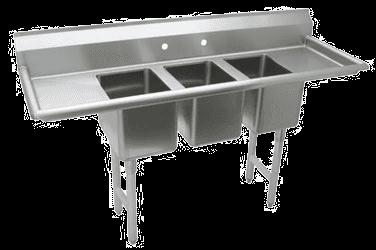 Advance Tabco K7-CS-29 Convenience Store Sink