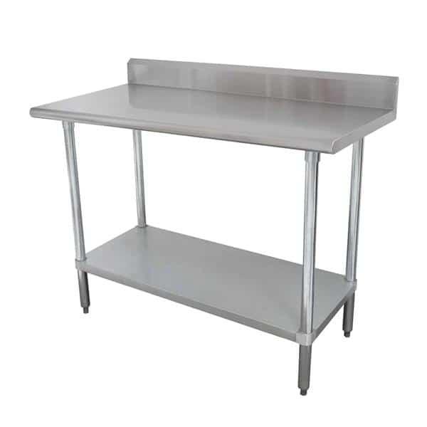 Advance Tabco KMSLAG-240-X Work Table