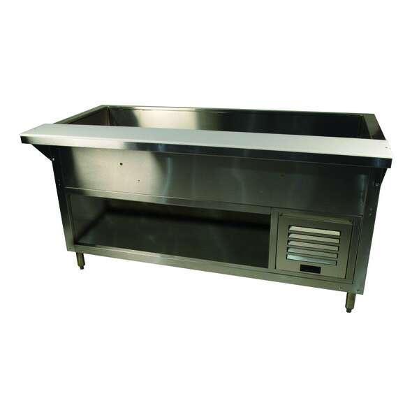 Advance Tabco MACP-4-BS Refrigerated Cold Pan