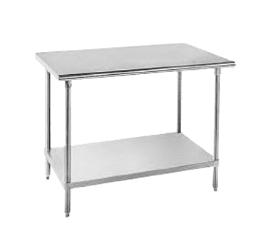 Advance Tabco MS-243 Work Table