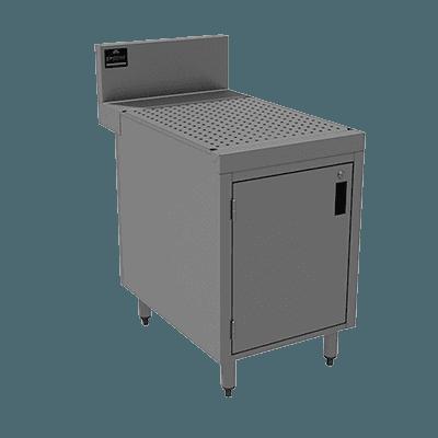 Advance Tabco PRSCD-19-48 Prestige Underbar Drainboard Cabinet