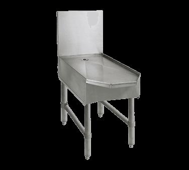 "Advance Tabco SCFD-18 Underbar Basics"" Frozen Drink Machine Stand"