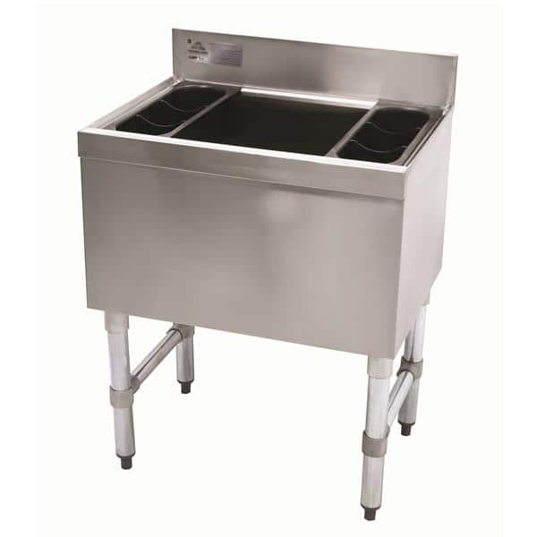 Advance Tabco SLI-12-12-X Cocktail Unit
