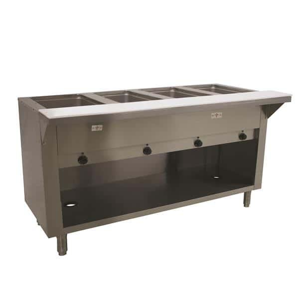 Advance Tabco SW-4E-240-BS Hot Food Table