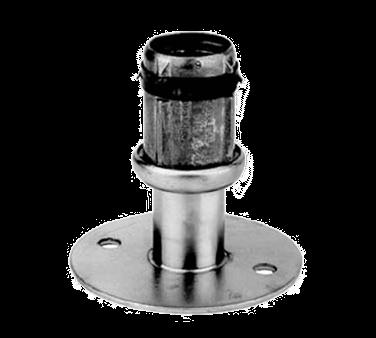 Advance Tabco TA-19 Flanged Bullet Foot