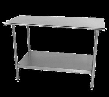 "Advance Tabco TTS-246-X Lite"" Series Work Table"
