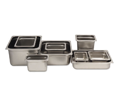 Alegacy Foodservice Products 77006 Rest-Rite™ E™ Economy Steam Table Pan