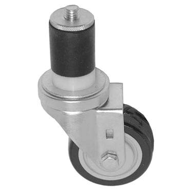 AllPoints Foodservice Parts & Supplies 26-2408 Swivel Stem Caster