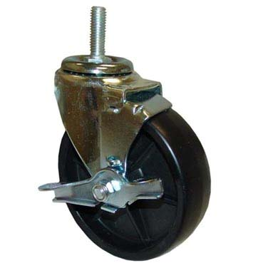 AllPoints Foodservice Parts & Supplies 26-3269 Threaded Stem Caster