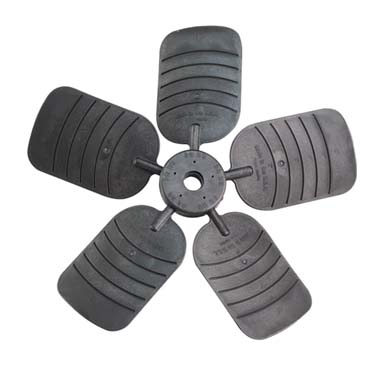 AllPoints Foodservice Parts & Supplies 28-1793 Universal Fan Blade