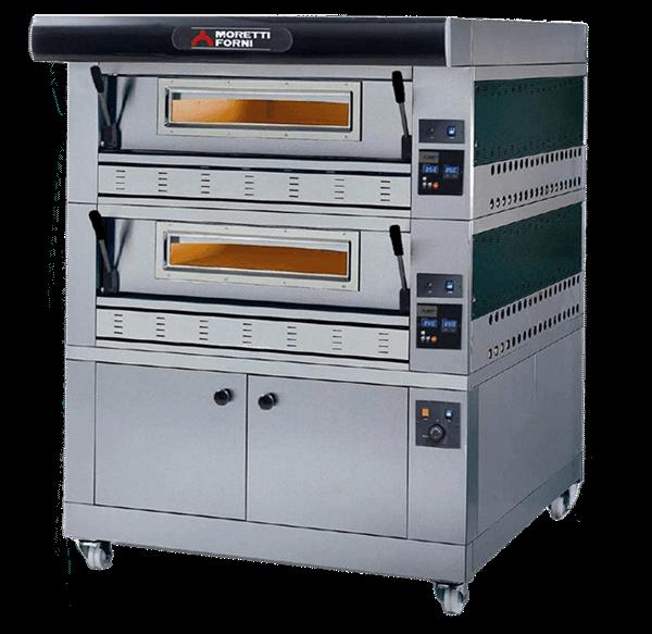 AMPTO AMPTO P110G A2X Moretti Forni Pizza Oven