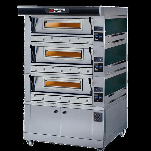 AMPTO AMPTO P110G A3X Moretti Forni Pizza Oven
