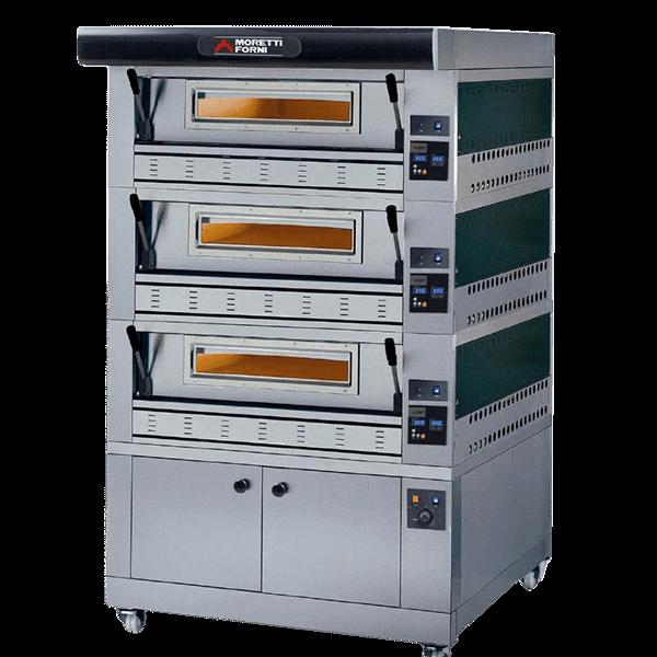 AMPTO AMPTO P110G B3 Moretti Forni Pizza Oven