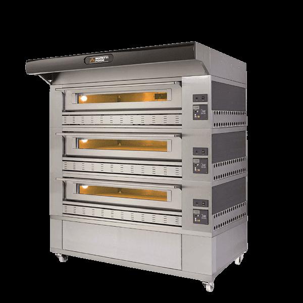 AMPTO AMPTO P150G A3 Moretti Forni Pizza Oven