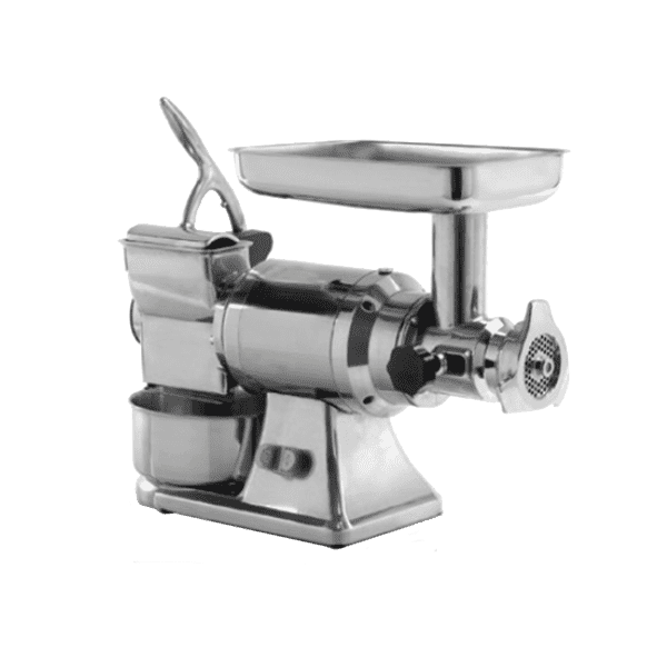 AMPTO RMC150 Dual Hard Cheese Grater & Meat Grinder