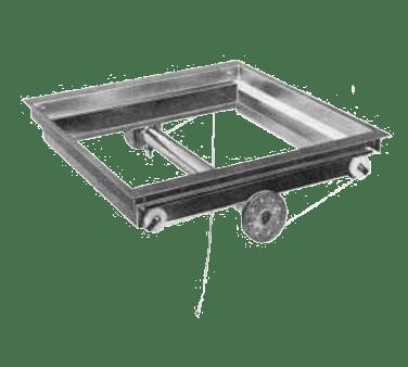 APW Wyott DI-2020 Lowerator® Cup & Glass Rack Dispenser