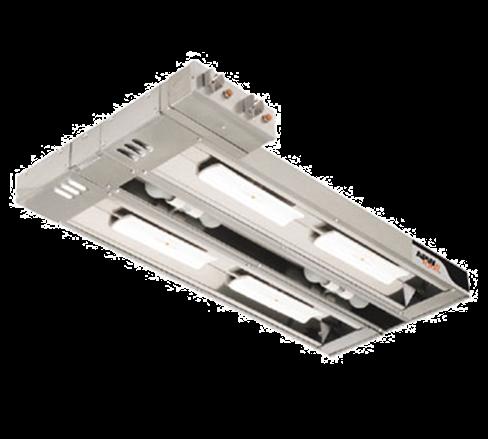 APW Wyott FDDLC-36H-R C Radiant™ Heat Lamp