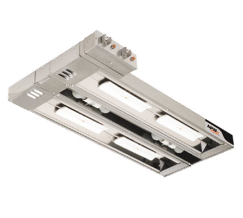 APW Wyott FDLC-48H-R C Radiant™ Heat Lamp
