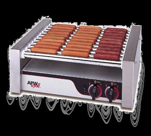 APW Wyott HR-20 X*PERT HotRod® Hot Dog Grill