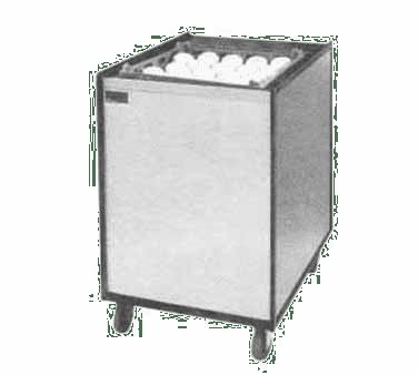 APW Wyott MCTR-2020 Lowerator® Cup & Glass Rack Dispenser