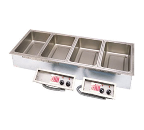 APW Wyott SHFWEZ-4D Hot Food Well Unit