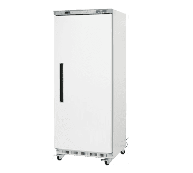 Arctic Air AWR25 30.75'' 25 cu. ft. Bottom Mounted 1 Section Solid Door Reach-In Refrigerator