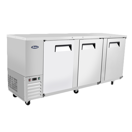 Atosa USA Atosa USA MBB90-GR Refrigerated Back Bar Storage Cabinet,
