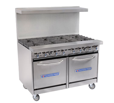 Bakers Pride 48-BP-2B-G36-S20 Restaurant Series Range