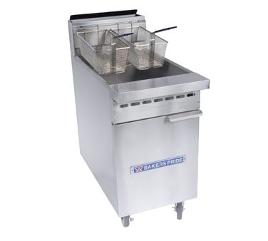 Bakers Pride BPF-4050 Restaurant Series Fryers