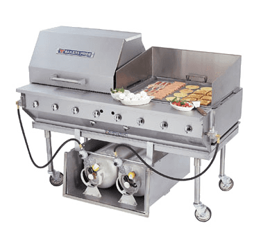 Bakers Pride CBBQ-30S-CP Ultimate Series Outdoor Charbroiler