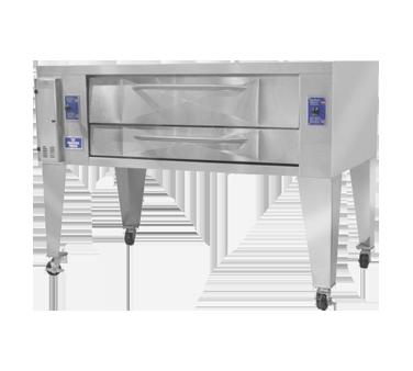 Bakers Pride Y-800 Super Deck Series Pizza Deck Oven