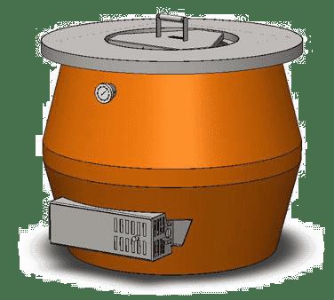 Beech Ovens TBR0700-C Tandoor Oven