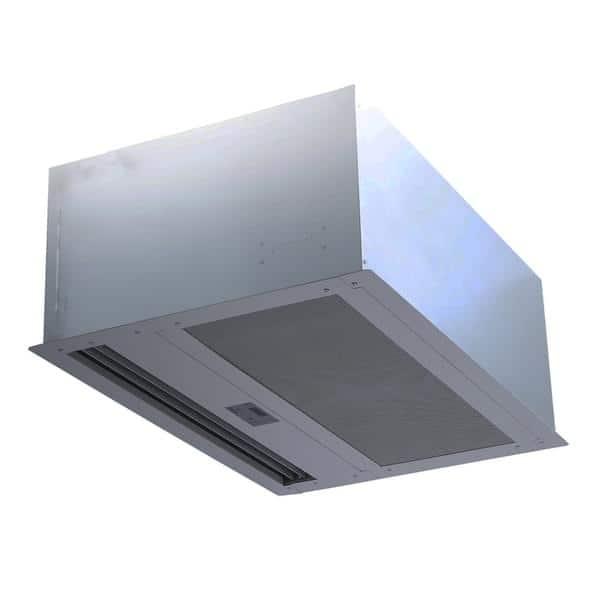 Berner ARC16-2108S-1 Architectural Series Recessed 16 Air Door