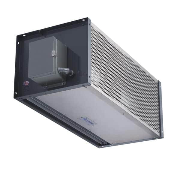 Berner IDC14-3096A-1 Industrial Series Direct Drive Air Curtain