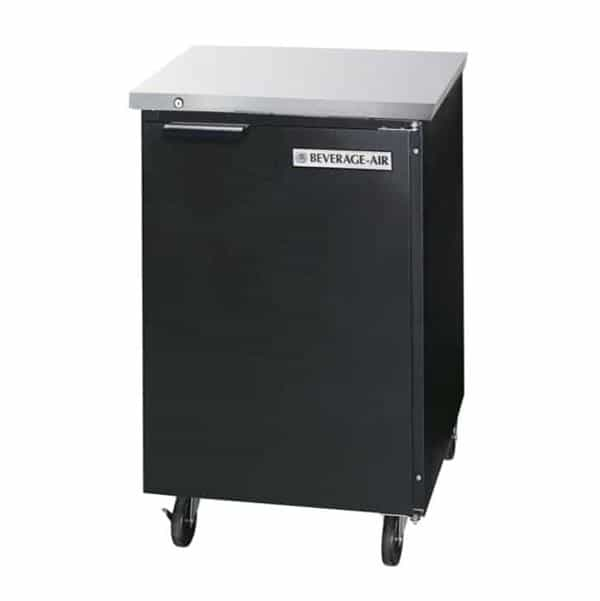 Beverage Air BB24HC-1-F-B Refrigerated Food Rated Back Bar Storage Cabinet