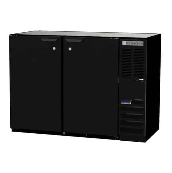 Beverage Air BB48HC-1-F-B Refrigerated Food Rated Back Bar Storage Cabinet