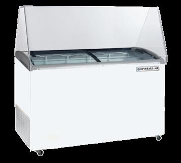Beverage Air BDC-8 Dipping Cabinet Freezer