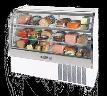 Beverage Air CDR5/1-W-20 Marketeer Refrigerated Display Case
