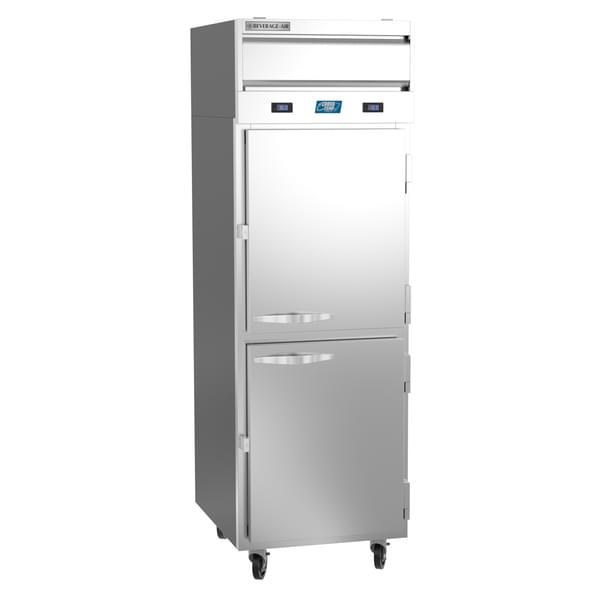 Beverage Air Beverage Air CT12-12HC-1HS Cross-Temp™ Convertible Refrigerator/Freezer